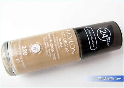 Review Foundation Makeover Revlon Colorstay Makeup Foundation 2016 Review Swatches