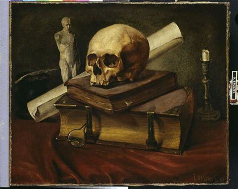 Vanite Peinture by Le Catalogue D Id 233 Es