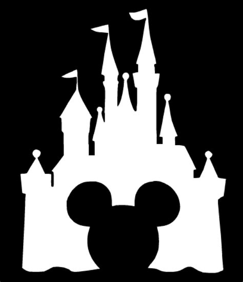 Window Decals Disney by Walt Disney Castle Decal Mickey Mouse Sticker Window Car