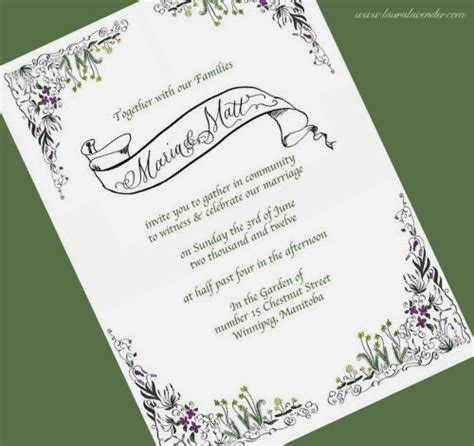 Summer Wedding Invitations by Orange Wedding Invitations Summer Wedding Invitations