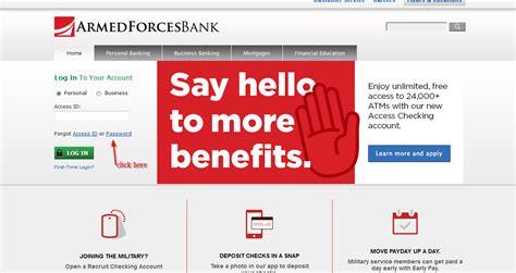 armed forces bank armed forces bank banking login login bank