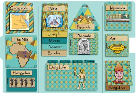 libro the babys lap book ancient egypt scrap lapbook kit heart of wisdom homeschool blog