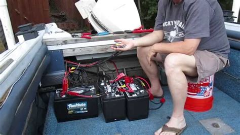 24 volt battery hookup help walleye message central