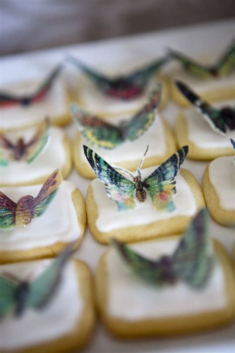 butterfly cookies made with wafer paper 17 best images about deserving deserts on pinterest