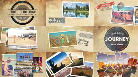 27 Cool After Effects Templates For Travel Agency Design Travel Slideshow After Effects Template