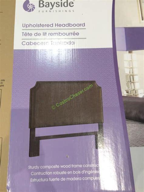 bayside upholstery bayside furnishings upholstered headboard 2 styles