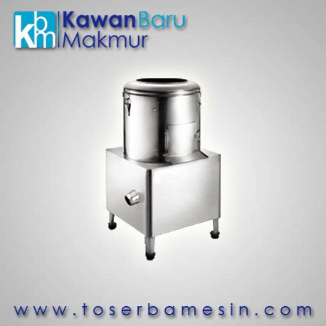 Mesin Pengupas Kentang Atau Potato Peeler Fomac Vgp X30c toserba mesin toko jual mesin industri makanan mesin pembuat makanan mesin produksi