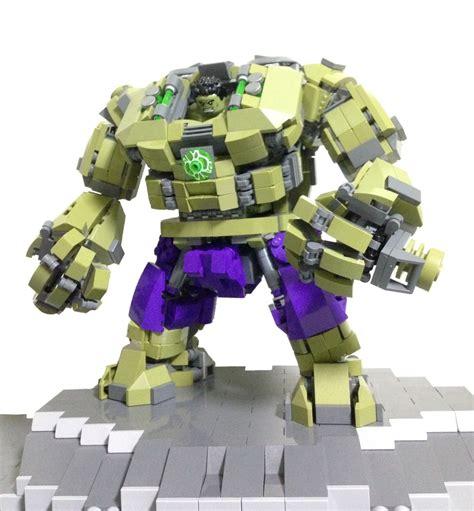 Tony Stark Suits by Lego Ideas Hulk S Gamma Suit