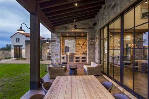 modern porch contemporary italian farmhouse j siemering homes