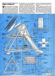metal swing set plans metal swing set plans woodworking projects plans
