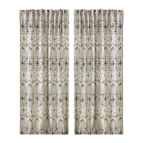 schlafzimmer gardinenstangen ikea ryssby 2014 gardinenpaar f 252 r gardinenstange oder