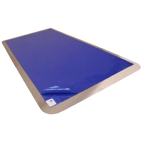 Tacky Mat Frame by Tacky Mats Efficiently Reduce Cleanroom Entry