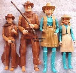 In the1960s 1970s marx produced hard plastic vinyl dolls andaction