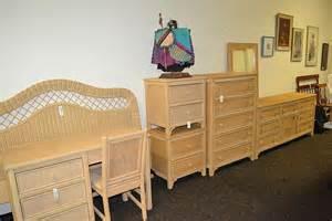 lexington wicker bedroom furniture lexington wicker henry link bedroom furniture set