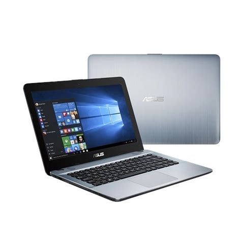 Asus X441na Bx002t Silver Resmi Jual Asus X441na Bx002t Notebook Silver 14 Quot N3350 2gb