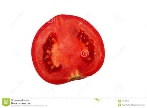 tomato cross section tomato cross section royalty free stock photography