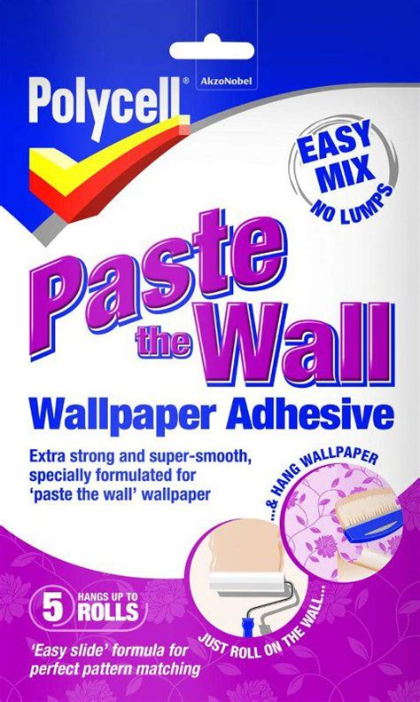 Lumps In Wallpaper Paste