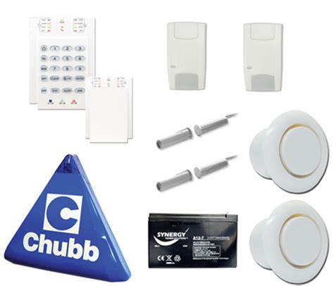 chubbwatch standard commercial security system chubb