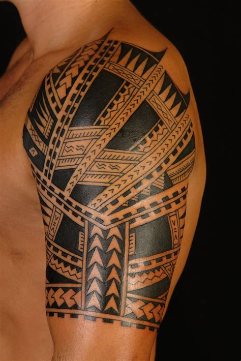tattoo samoan history samoan never copy from their skin its significant to