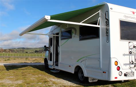 awning for rv cvana caravan motorhome awnings tauranga