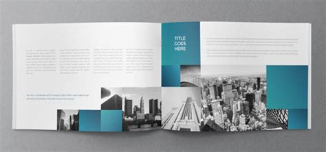 architecture brochure templates 25 really beautiful brochure designs templates for