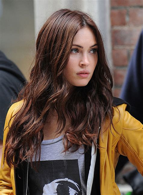 megan fox hair color cele bitchy megan fox s hair started falling out in
