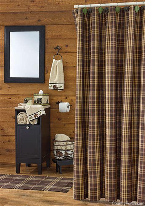 bear bathroom black bear bathroom decorating collection
