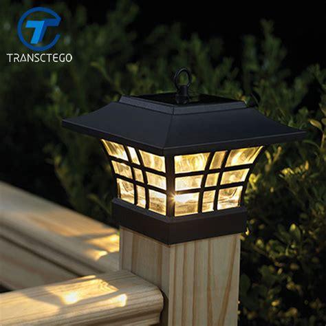 beleuchtung zaunpfosten kaufen gro 223 handel zaunpfosten beleuchtung aus china