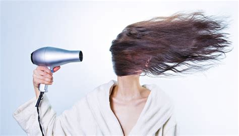 Hair Dryer Everyday quot you shouldn t shoo daily quot and 7 other hair myths you