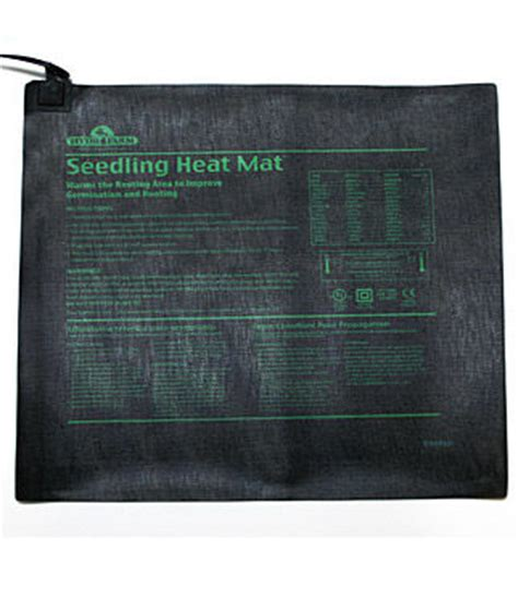Seedling Heat Mat by Seedlings Heat Mat Seed Starting Supplies And Garden