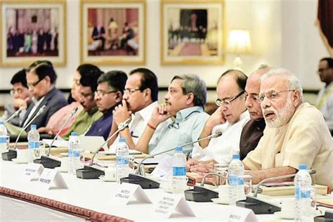 Union Cabinet Reshuffle by Overdue Union Cabinet Reshuffle Likely This Week