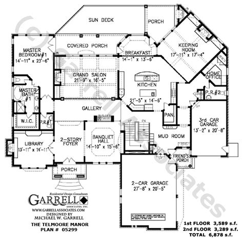 telmoore manor 05299 house plans by garrell 151 best images about dream home floor plans