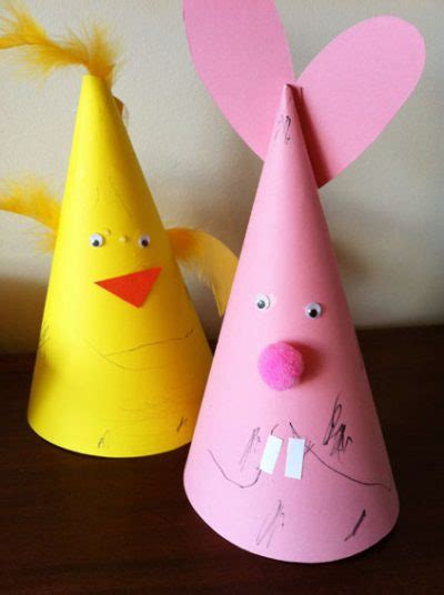 easy easter bonnet template bunny and easter hats family crafts