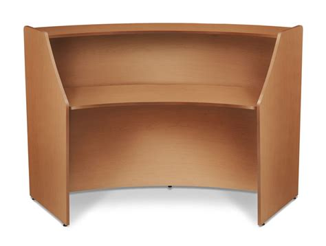 Oval Reception Desk Oval Reception Desk 1pc Oval Modern Contemporary Office Reception Desk Of Map R1 Ebay 1pc