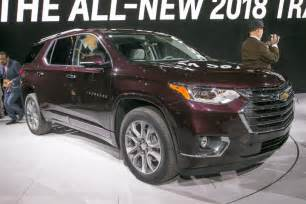 2018 chevrolet traverse price and reviews 2018 vehicles