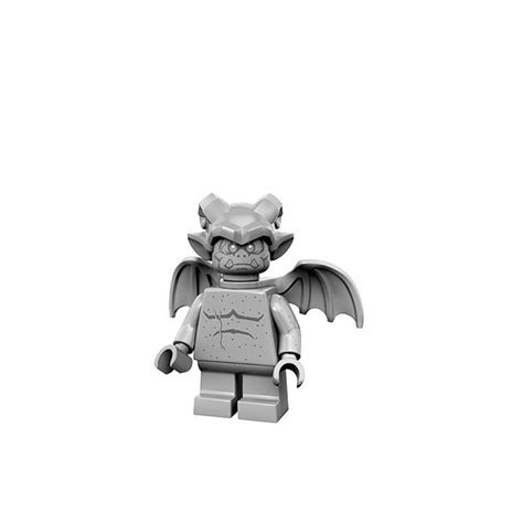 Lego Collectable Minifigures Series 14 Gargoyle New Misp lego collectible minifigures series 14 monsters 71010 official images the brick fan