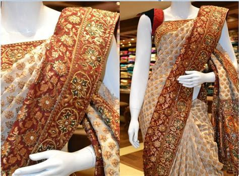 A designer bridal saree from our latest collection. Price