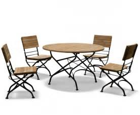 outdoor folding bistro table and chairs set
