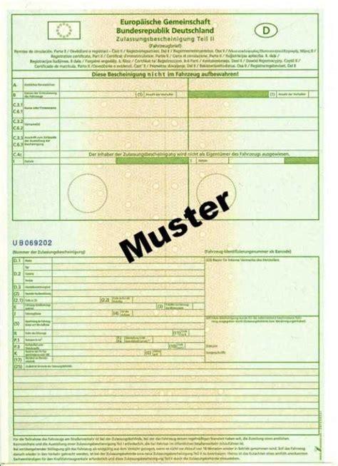 Motorrad Verkauf Abmeldung by Fahrzeugpapiere