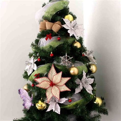 christmas floral picks wholesale