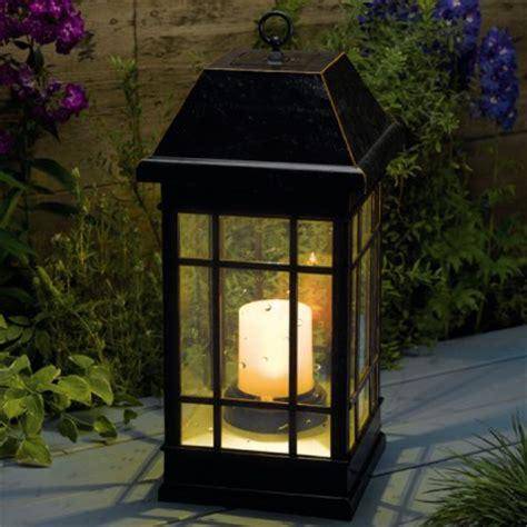 Solar Garden Ls And Lanterns by Solar Powered Mission Lantern