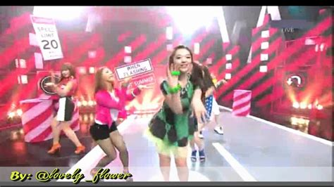 tutorial dance hot summer f x hot summer dance version youtube