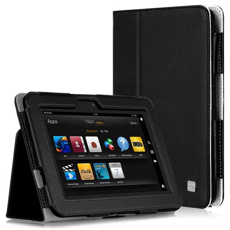 Cover For Hd 8 casecrown bold standby book cover for kindle hd 8 9 quot ebay