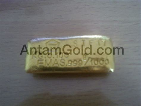 Ubs Logam Mulia 1 Gram Original 100 Antam sejarah cetakan emas logam mulia pt antam tbk indogold