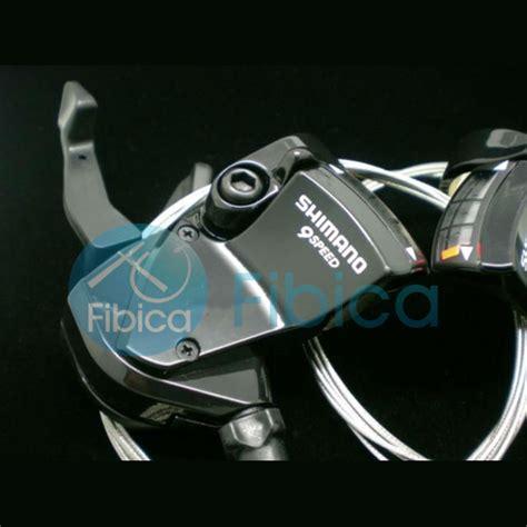 New Shifter Shimano Sora 3400 2x9 Speed shimano sl r440 road shift shifters pair 9 speed for