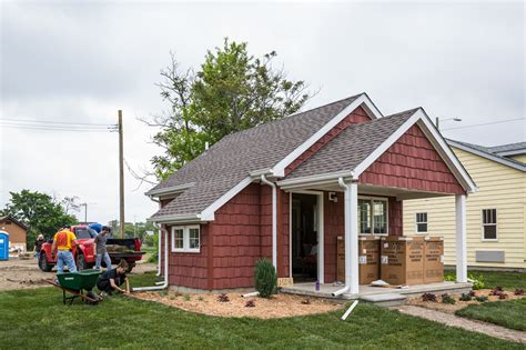 mini homes a tiny home community rises in detroit curbed detroit