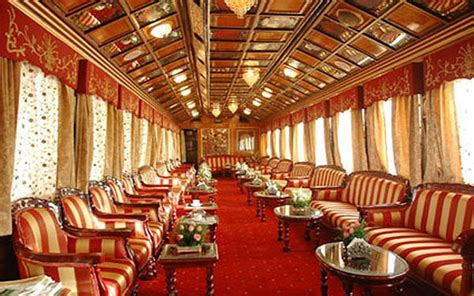 The Ultimate Luxury by Indian Luxury Trains Six Names You Shouldn T Overlook