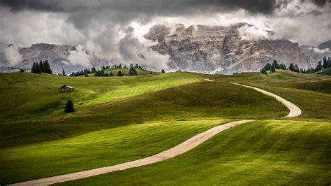 Landscape Photography Italy Piz Arlara Trentino Alto Adige Italy Landscape