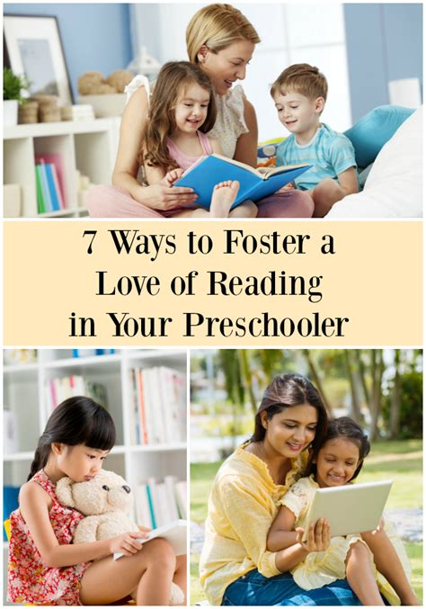 7 Ways To Let Him Easy by 7 Ways To Foster A Of Reading In Your Preschooler