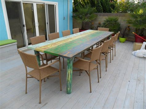 Dining Table Made From Reclaimed Wood Barn Wood Dining Table Furniture Archaic Dining Table Made From Reclaimed Wood With Artistic
